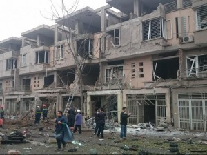 Tin tức trong ngày - Công bố kết quả giám định vụ nổ ở KĐT Văn Phú