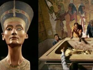 Thế giới - Căn phòng bí ẩn trong hầm mộ Hoàng đế Ai Cập