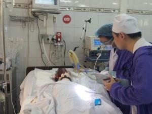 Tin tức trong ngày - Cập nhật tình hình nạn nhân vụ nổ ở Văn Phú