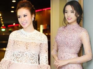 Thời trang - 23 mẫu váy pastel ngọt ngào và nữ tính của mỹ nhân Việt