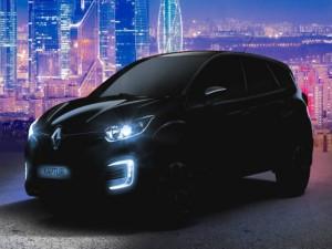 "Xe rẻ Renault Kaptur lộ diện ""dọa"" Hyundai Tucson"