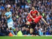 Bóng đá - Chi tiết Man City – MU: Aguero bỏ lỡ đáng tiếc (KT)