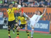 """Bóng đá - Augsburg - Dortmund: Không """"Người dơi"""", không sao"""