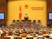 Tin tức Việt Nam - Hôm nay, khai mạc kỳ họp 11 của Quốc hội