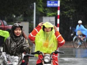 Tin tức trong ngày - Miền Bắc mưa phùn, miền Nam nắng nóng