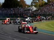 Thể thao - F1, Australian GP: Ferrari trả giá vì sai lầm