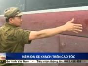 Tin tức trong ngày - Xe khách bị tạt axit trên cao tốc Nội Bài-Lào Cai