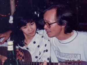 """Những  """" nàng thơ """"  trong đời nhạc sĩ Trịnh Công Sơn"""