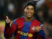 """Bóng đá - Ronaldinho 36 tuổi: """"Phù thủy"""" bất tử làng túc cầu"""