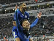 """Bóng đá - Leicester mơ vô địch: Chưa """"xấu xí"""" bằng MU thời Sir Alex"""