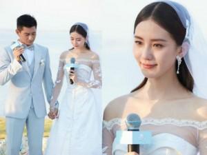Những hình ảnh đẹp nhất trong đám cưới Lưu Thi Thi