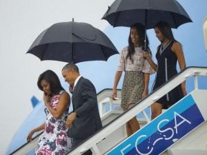 Obama đến Cuba trong chuyến thăm lịch sử sau gần 90 năm