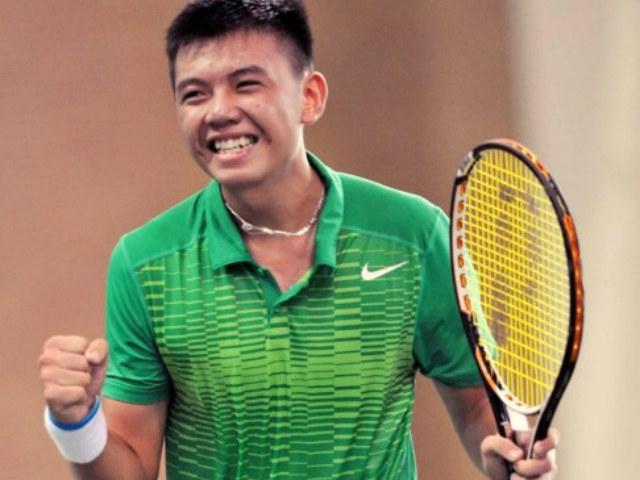 Thể thao - Lý Hoàng Nam lọt top 10 Gương mặt trẻ Việt Nam tiêu biểu
