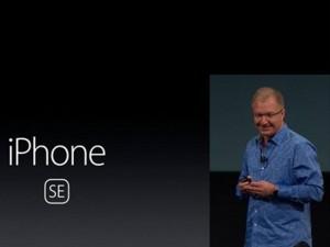 Thời trang Hi-tech - iPhone SE giá rẻ trình làng, cấu hình ngang iPhone 6s