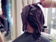 Sức khỏe đời sống - Nhuộm tóc phát sáng, coi chừng rước họa
