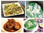 Ẩm thực - Bữa cơm thanh đạm với 3 món ngon đơn giản, tiết kiệm