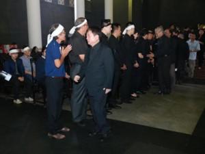 """Lễ tang nhạc sĩ Thanh Tùng:  """" Tiễn bố về với mẹ, chào bố """""""