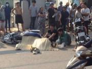 Tin tức trong ngày - Con ôm thi thể cha gào khóc trong tai nạn thương tâm