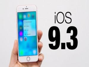 Công nghệ thông tin - Apple phát hành iOS 9.3 cho iPhone 4S trở lên
