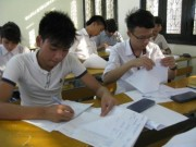 Giáo dục - du học - Điểm mới về xử lý phúc khảo trong kỳ thi THPT Quốc gia năm 2016