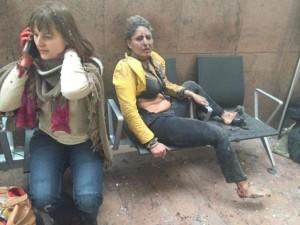 Thế giới - Đánh bom khủng bố liên tiếp ở Bỉ, ít nhất 34 người chết