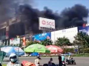 Tin tức trong ngày - Cháy lớn gần sân bay Tân Sơn Nhất