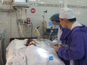 Nạn nhân trong vụ nổ ở Văn Phú đang tiên lượng xấu