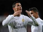 """Bóng đá - Đặt cược Pichichi: Ronaldo """"chấp"""" cả tam tấu MSN"""