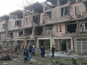 Không khởi tố vụ nổ ở KĐT Văn Phú - Hà Đông