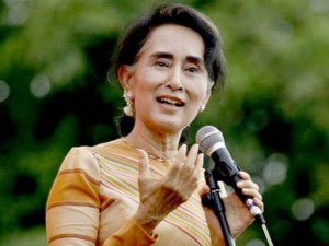 Bà Suu Kyi nắm quyền trong nội các Myanmar
