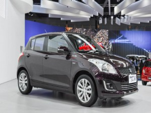 Suzuki Swift Sai ra mắt tại Thái Lan, giá 382,6 triệu đồng