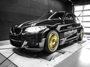 """BMW 220i Coupe """"tái xuất"""" với công suất khủng"""