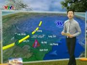 Tin tức trong ngày - Dự báo thời tiết VTV 23/3: Đêm nay miền Bắc trở rét