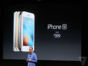 Thời trang Hi-tech - So sánh thông số giữa iPhone SE và iPhone 6/6S