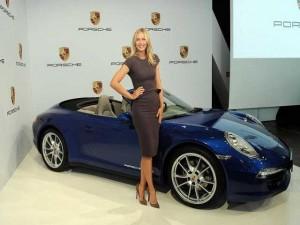 Ô tô - Xe máy - Porsche ngừng hợp tác với nữ hoàng quần vợt Maria Sharapova