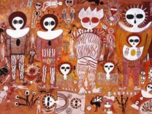 Phi thường - kỳ quặc - Khám phá những bức họa của người ngoài hành tinh