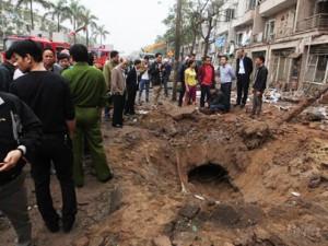 Tin tức trong ngày - Vụ nổ ở Hà Đông: Nạn nhân thứ 5 đã tử vong