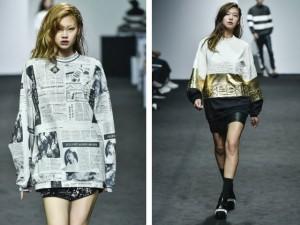 Thời trang - Tuần lễ thời trang Seoul: Sôi động và ứng dụng cao
