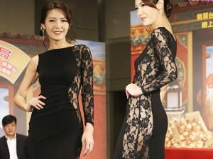 Thời trang - Hoa hậu bị chê xấu gây sửng sốt với đầm xuyên thấu