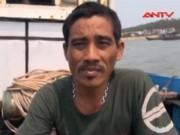 Video An ninh - Phút kinh hãi của ngư dân Quảng Nam bị tàu TQ tấn công