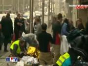 Video An ninh - Thủ đô Bỉ tan hoang sau 5 vụ đánh bom đẫm máu