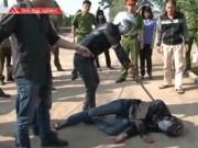 Video An ninh - Thực nghiệm vụ 3 côn đồ giết người trong công viên