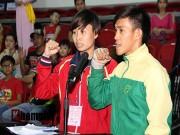 """Thể thao - Độc cô cầu bại Duy Nhất tung chiêu Muay Thái """"ảo diệu"""""""