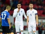 """Bóng đá - Vấn đề của tuyển Anh: Công """"nở rộ"""", thủ """"tàn phai"""""""