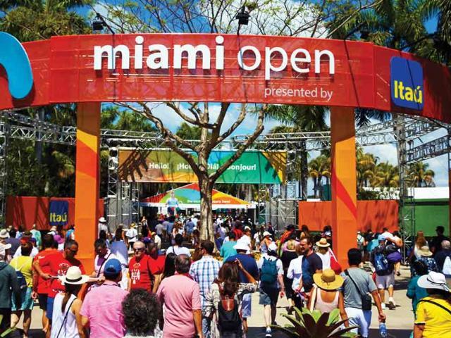 - Kết quả thi đấu tennis Miami Masters 2018 - Đơn Nữ