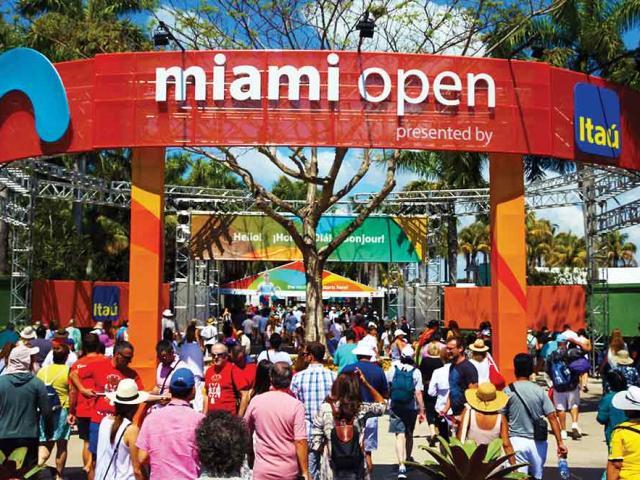 - Lịch thi đấu tennis giải Miami Masters 2018 - Đơn Nữ