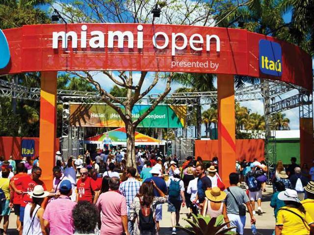 - Lịch thi đấu tennis giải Miami Masters 2018 - Đơn Nam
