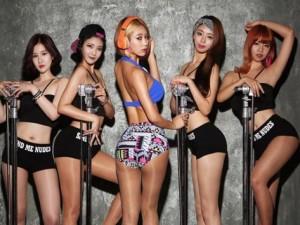 Ca nhạc - MTV - Nhóm nhạc Hàn siêu nóng bỏng đến Việt Nam