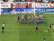 Griezmann sút phạt góc chết đẹp nhất La Liga vòng 30
