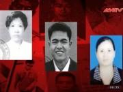Video An ninh - Lệnh truy nã tội phạm ngày 24.3.2016